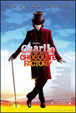 查理和巧克力工厂_海报(Charlie and the Chocolate Factory_Poster)