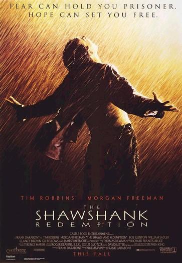 肖申克的救赎 海报/ The Shawshank Redemption