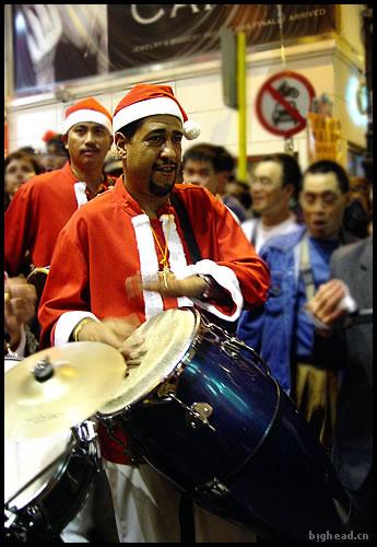 兰桂坊的鼓手