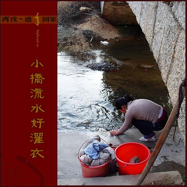 鸭子·洗衣服