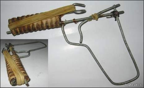火柴枪,也称链条枪