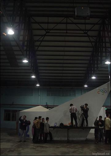 """寺.卡高斯基+李劲松""""阴阳复仇记""""中国巡演 2006 深圳"""