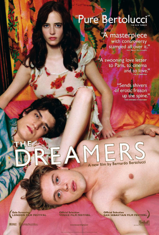The Dreamers:Poster