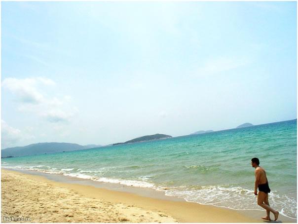 亚龙湾的照片